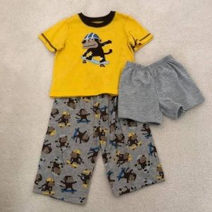 *Sale 2 for $12* Carter's Size 24 Month Pajamas
